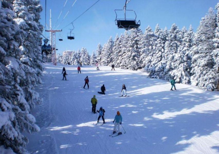 Winter, Uludag, Bursa, Turkey